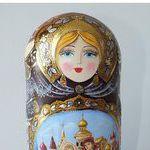 Екатерина. Роспись по дереву - Ярмарка Мастеров - ручная работа, handmade