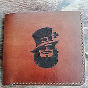 Сумки и аксессуары handmade. Livemaster - original item Wallet mens.. Handmade.