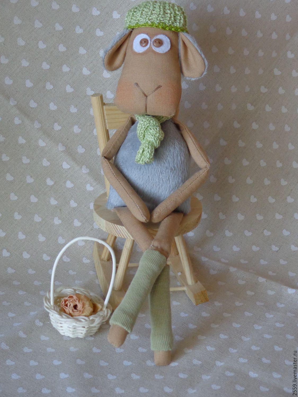 Софочка-овечка романтическая, Мягкие игрушки, Норильск,  Фото №1
