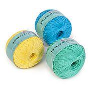 Материалы для творчества handmade. Livemaster - original item Yarn Colour lace Pekhorka. Handmade.