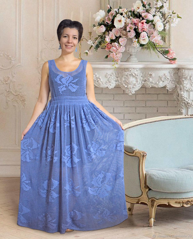 Dress Irises, Dresses, Dolgoprudny,  Фото №1
