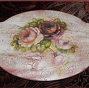 Для дома и интерьера handmade. Livemaster - original item The housekeeper rose-No. №2. Handmade.