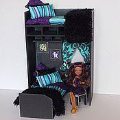 """Куклы и игрушки ручной работы. Ярмарка Мастеров - ручная работа """"Румбокс"""" для куколок до 30 см. Handmade."""