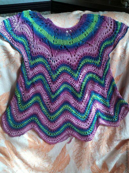 Одежда для девочек, ручной работы. Ярмарка Мастеров - ручная работа. Купить Вязаное платье для девочки. Handmade. Вязаное платье