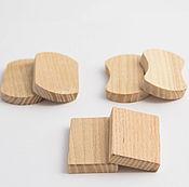 Materials for carpentry handmade. Livemaster - original item Wooden blanks, Craft Blanks. Handmade.