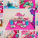 Аксессуары для фотосессий ручной работы. Ярмарка Мастеров - ручная работа. Купить Фотосессия и декор детского Дня Рождения, годовасия. Handmade.
