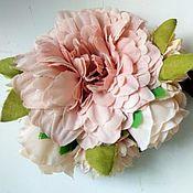 Магниты ручной работы. Ярмарка Мастеров - ручная работа Магнит на холодильник Розовые мечты. Handmade.