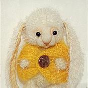 Куклы и игрушки ручной работы. Ярмарка Мастеров - ручная работа Заяц Фима. Handmade.