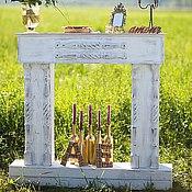 Для дома и интерьера ручной работы. Ярмарка Мастеров - ручная работа Камин, портал для камина. Handmade.