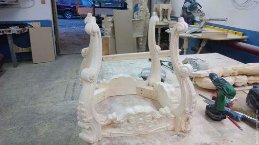 Мебель ручной работы. Ярмарка Мастеров - ручная работа. Купить Столик из сосны (заготовка). Handmade. Коричневый, загатовка, диван