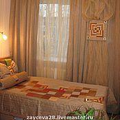 Для дома и интерьера ручной работы. Ярмарка Мастеров - ручная работа интерьер в стиле пэчворк. Handmade.