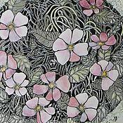 Картины и панно ручной работы. Ярмарка Мастеров - ручная работа Шар из цветов. Handmade.