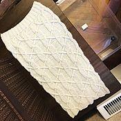 Одежда ручной работы. Ярмарка Мастеров - ручная работа Юбка шерстяная. Handmade.