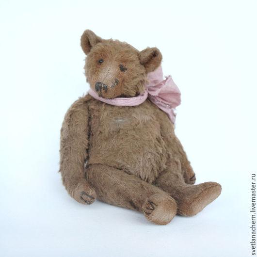 Мишки Тедди ручной работы. Ярмарка Мастеров - ручная работа. Купить Бьёрге. Handmade. Мишка тедди, old style bear