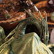 Куклы и игрушки ручной работы. Ярмарка Мастеров - ручная работа Дух первых листьев. Handmade.