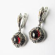 Украшения handmade. Livemaster - original item Silver charisma earrings. Handmade.