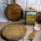 Для дома и интерьера handmade. Livemaster - original item Kitchen set of the Province`s pine. Handmade.