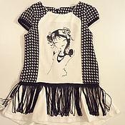 Одежда ручной работы. Ярмарка Мастеров - ручная работа Платья для девочек. Handmade.