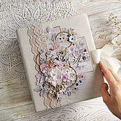 Фотоальбомы ручной работы. Ярмарка Мастеров - ручная работа Свадебный альбом. Handmade.