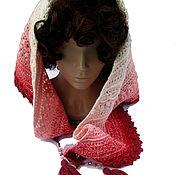 Аксессуары handmade. Livemaster - original item Bactus, shawl, neckerchief. Handmade.