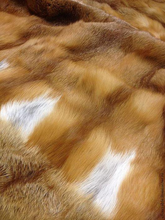 Текстиль, ковры ручной работы. Ярмарка Мастеров - ручная работа. Купить Покрывало меховое. Handmade. Рыжий, плед, покрывало на кровать