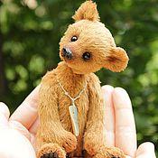Куклы и игрушки ручной работы. Ярмарка Мастеров - ручная работа Медведь  Тихон. Handmade.