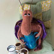 """Куклы и игрушки ручной работы. Ярмарка Мастеров - ручная работа """"Жжжук"""" игрушка. Handmade."""