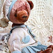 Куклы и игрушки ручной работы. Ярмарка Мастеров - ручная работа Мари мишка тедди. Handmade.