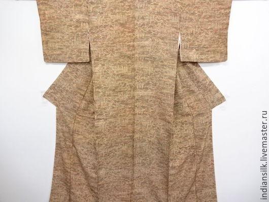Одежда. Ярмарка Мастеров - ручная работа. Купить ШОК-ЦЕНАВинтажное кимоно из натурального шелка. Handmade. Комбинированный, японский стиль