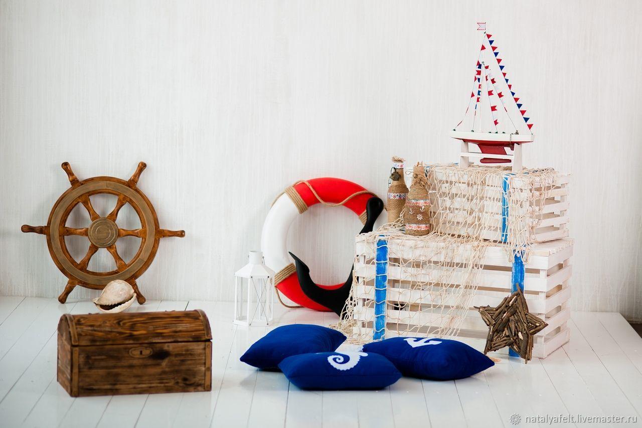 Фотозона в морском стиле, Предметы быта, Керчь, Фото №1