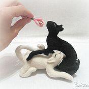 Куклы и игрушки ручной работы. Ярмарка Мастеров - ручная работа шёпот изгибов.. Handmade.
