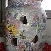 Для дома и интерьера handmade. Livemaster - original item Frog Cute garden. Handmade.