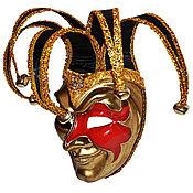 Для дома и интерьера ручной работы. Ярмарка Мастеров - ручная работа Венецианская маска Джокер. Handmade.