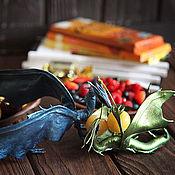 Куклы и игрушки ручной работы. Ярмарка Мастеров - ручная работа Пара домашних дракончиков. Handmade.