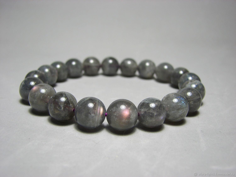 Bracelet Labrador ' Mystery of the Universe', Bead bracelet, Moscow,  Фото №1