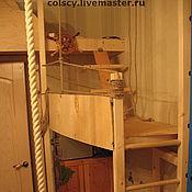 Для дома и интерьера ручной работы. Ярмарка Мастеров - ручная работа Спортивно-игровой комплекс кораблик. Handmade.