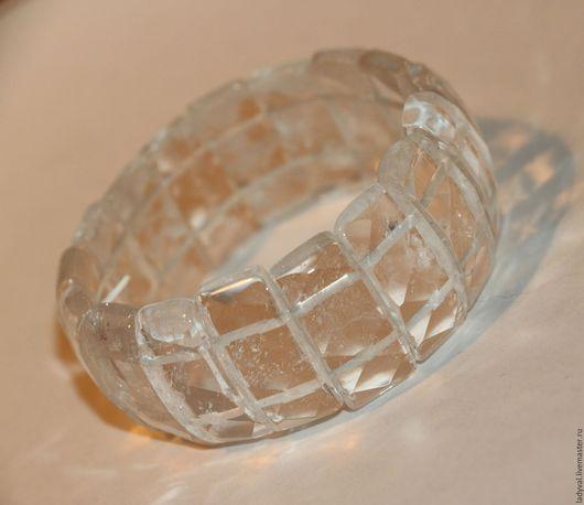 Браслет № 1- камни 2.5 х 1.2 см 16 - 17 размер .