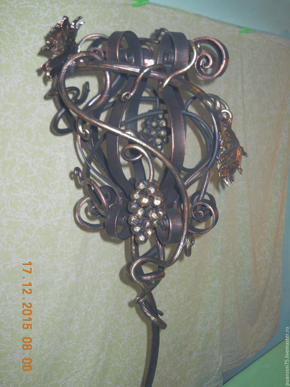 кованная ваза, Вазы, Белгород,  Фото №1