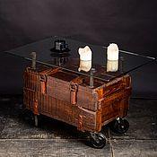 Для дома и интерьера handmade. Livemaster - original item Coffee table. Handmade.