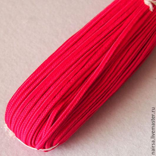 Турецкий сутаж. Цвет ярко-розовый