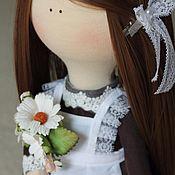 Куклы и игрушки ручной работы. Ярмарка Мастеров - ручная работа Куколка ручной работы. Handmade.