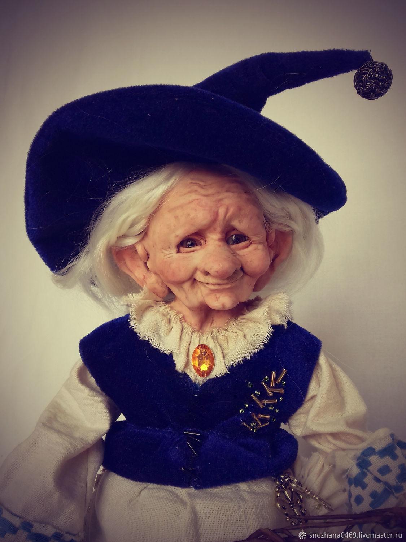 Granny the herbalist. Option 2, Stuffed Toys, Settlement,  Фото №1