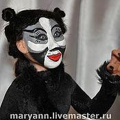 """Куклы и игрушки ручной работы. Ярмарка Мастеров - ручная работа Авторская кукла """"Кошечка"""". Handmade."""