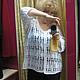 """Костюмы ручной работы. Заказать Костюм """" Барыня"""" жакет+ юбка в пол. Марина Коптяева. Ярмарка Мастеров. Большой размер"""