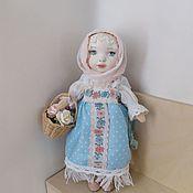 Куклы и игрушки handmade. Livemaster - original item Doll interior Alyonushka. Handmade.