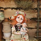 Куклы и игрушки ручной работы. Ярмарка Мастеров - ручная работа Феечка постушка. Handmade.