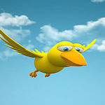 YellowBird - Ярмарка Мастеров - ручная работа, handmade