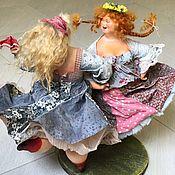 Куклы и игрушки ручной работы. Ярмарка Мастеров - ручная работа Пляски. Handmade.