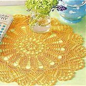Для дома и интерьера handmade. Livemaster - original item Napkins: 39 / PRIMROSE decorative napkin. Handmade.