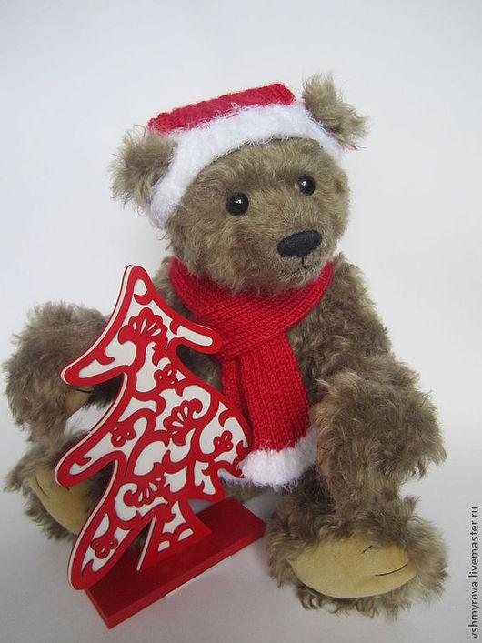Мишки Тедди ручной работы. Ярмарка Мастеров - ручная работа. Купить Новогодний подарок - Мишка Тедди. Handmade. Мишка тедди
